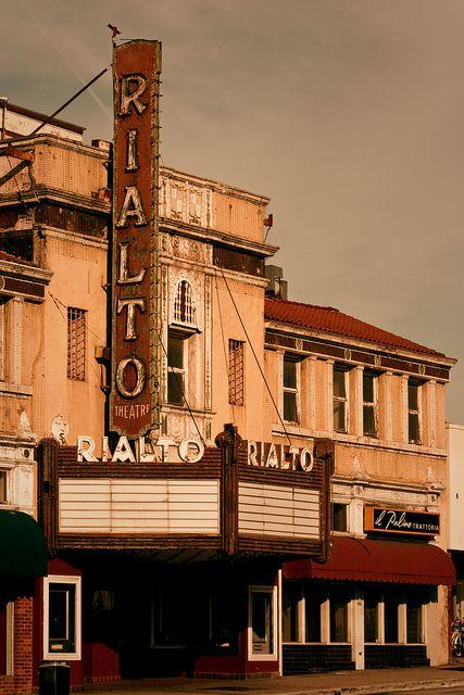 Rialto Theatre (Route 66) Albuquerque, NM    not in Albuquerque but in  Las Vegas,NewMexico
