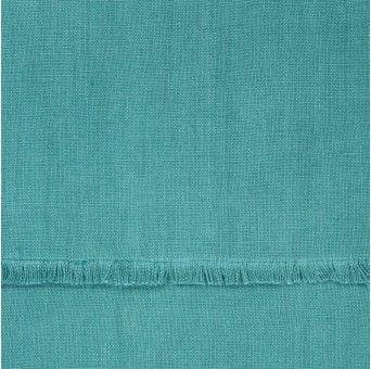 plaids et chemins de lit blanc d 39 ivoire acquamarina turquoise mint pinterest plaid. Black Bedroom Furniture Sets. Home Design Ideas