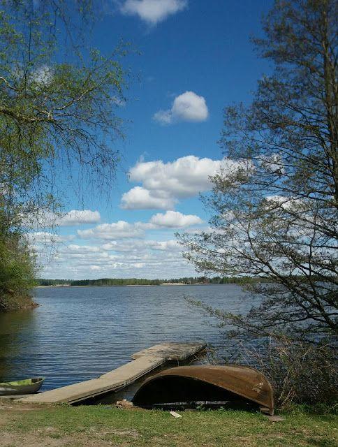 RunoMaalari: Tuusulanjärvi, Halosenniemi