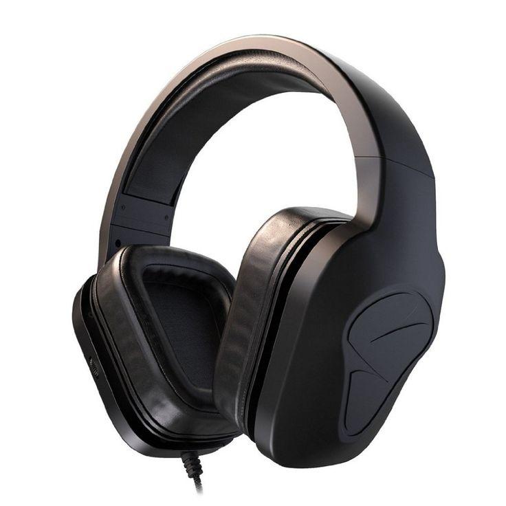 Mionix Nash 20 analog stereo gaming headset. The NASH 20 is a circumaural analog stereo