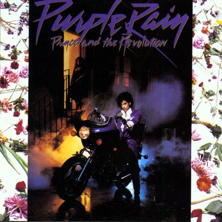 Purple Rain by Prince & The Revolution