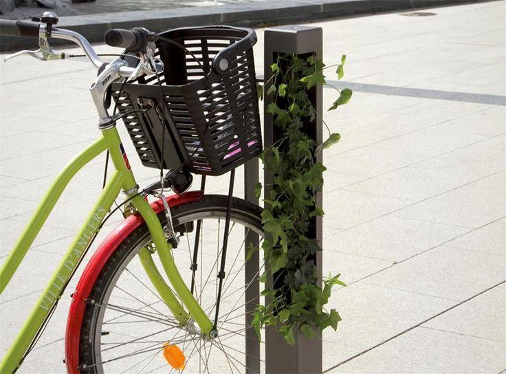 eco bike rack by atech-pl.eu