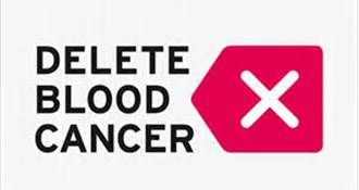 delete blood cancer logo. My Wife has Mantle Cell Lymphoma so this logo hits home a bit.