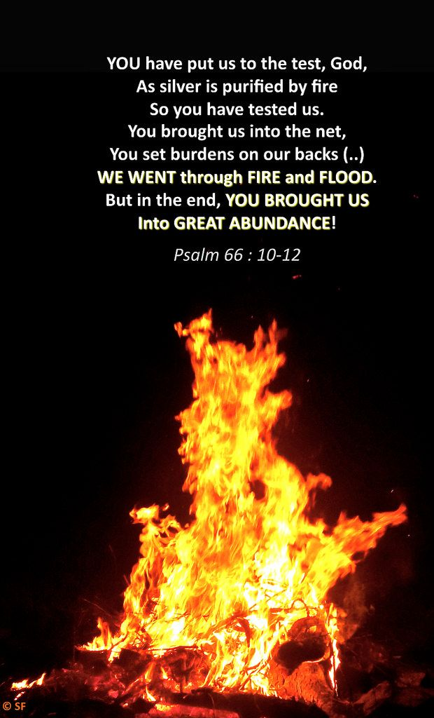 https://flic.kr/p/TBhFUK | Psalm 66, 10-12 | Ebenezer Halleluiah Creation Camp Fire, Marizelle (Aisne, Picardy) 3th of July, 2014