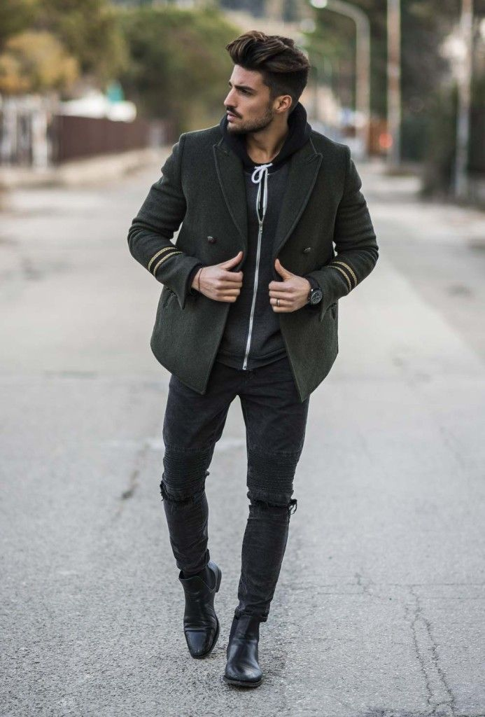 SPORTY CHIC OUTFIT FOR WINTER