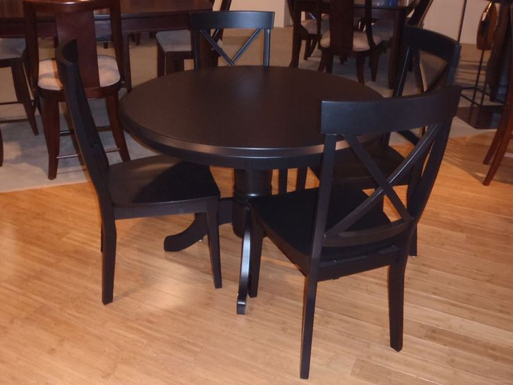 Cardi s furniture table 4 chairs 800113499 for Round table 99 rosenheim