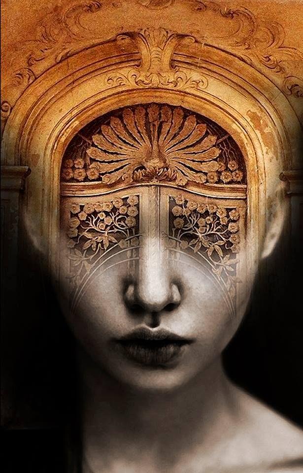 Nefertiti by Antonio Mora