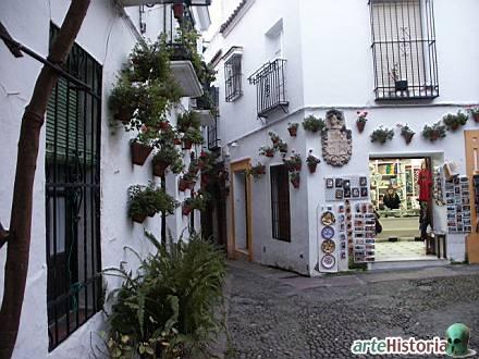La Judería de Córdoba.