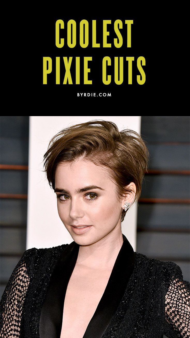 The coolest pixie cuts that prove the hair trend is back in style.