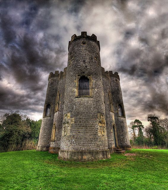 Blaise Castle, Bristol, England. Built in the late 1700. I used to go here as a teen all the time.