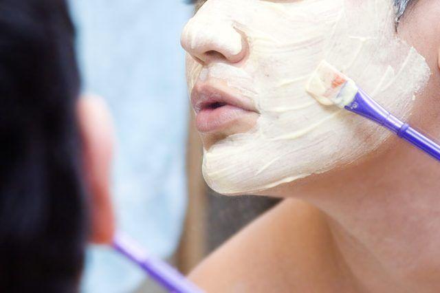 AGREE! deep moisturizing facial seeing
