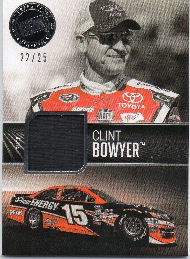 43 best HOT NASCAR CARDS ON EBAY 4 SALE!! images on Pinterest ...