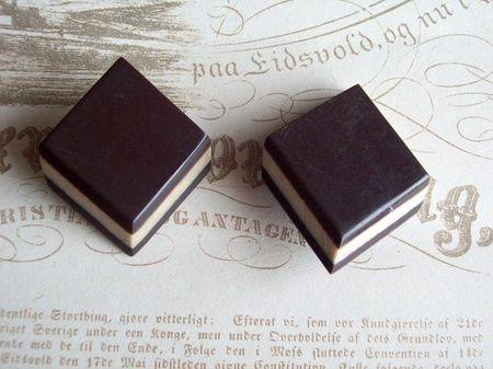 Stilige  Store Vintage Knapper