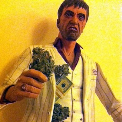 Tony Montana: I kill a communist for fun, but for a green ...