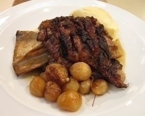 ... Pinterest | Couscous recipes, Easter lamb and Shoulder of lamb recipes