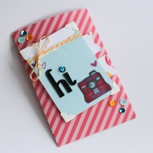 Easy Pocket Envelope