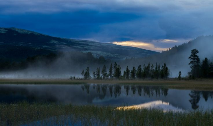 Check out some nice landscapes from Norway!