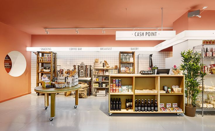 The Central Market by Cirera + Espinet