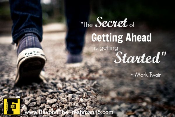 Motivational Monday – Get Started Today!