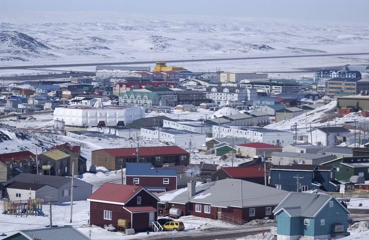 Iqaluit Baffin Island; one of the most beautiful places in Canada