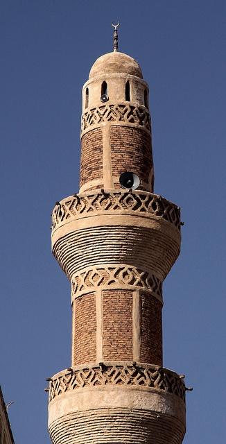 yemen - sana'a by Retlaw Snellac, via Flickr