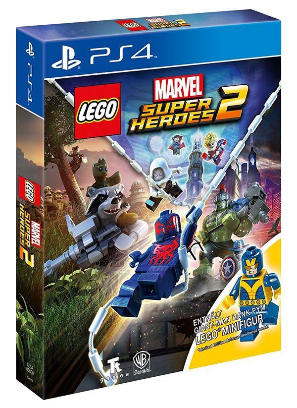 LEGO Marvel Super Heroes 2 : Giant-Man chez amazon Allemagne: Petite mise à jour concernant le jeu vidéo LEGO Marvel Super Heroes 2… #LEGO