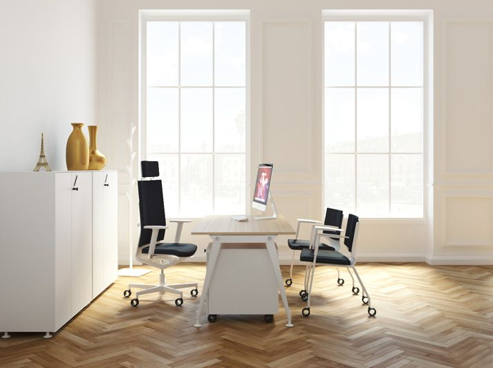 OXO Desks from Fuze Business Interiors