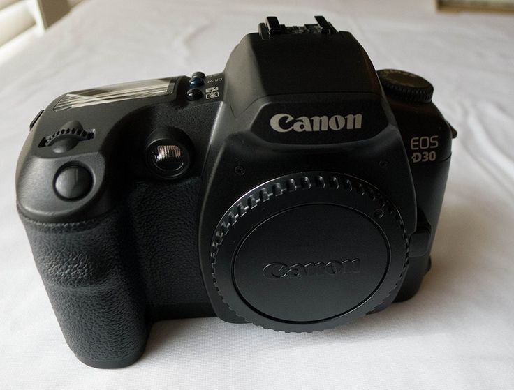 Canon EOS D30 3MP Digital SLR Camera (Body Only) *** Click on the image for additional details.