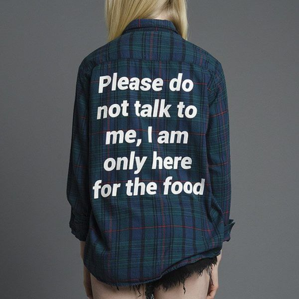 Buy Do Not Talk To Me Flannel this sold by one of our favourite stores. Fast worldwide shipping. You may also like the similar items on the link. Go to shop and check it out ! #Hipster #Grunge #indie #clothes #tumblr #grungefashion #fashion #tumblrclothes