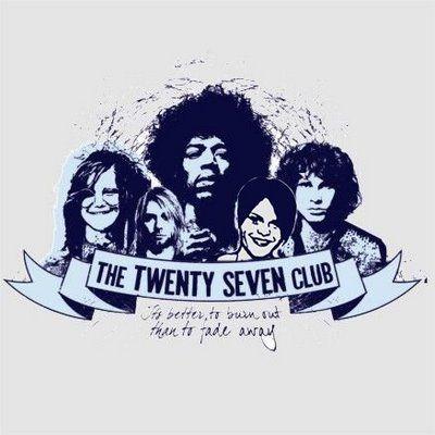 El club de los 27. http://www.linio.com.mx/