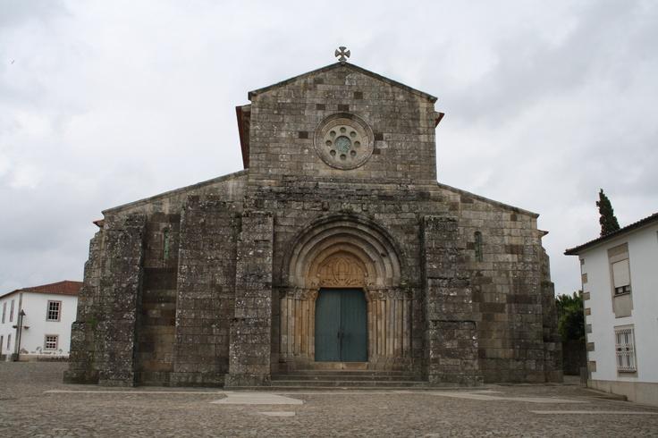 Póvoa de Varzim (Roman church - one of the oldest in Europe)