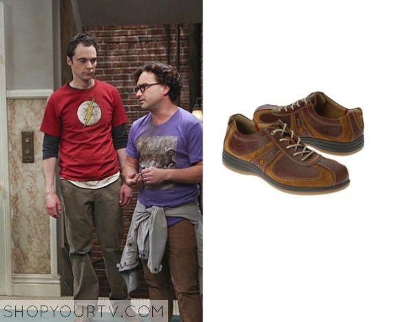 Shoes Sheldon Cooper Wears