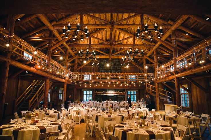 Rustic Wedding Location
