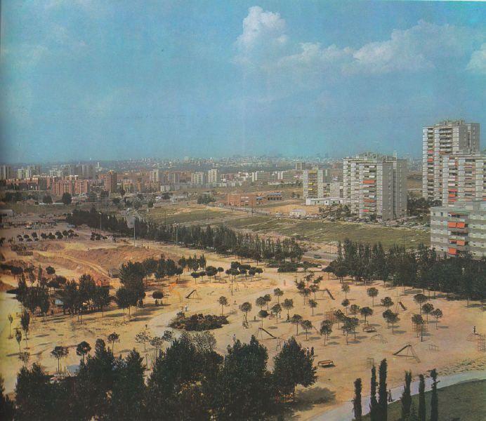 CIUDAD SAN BRUNO (Aluche) - 1973