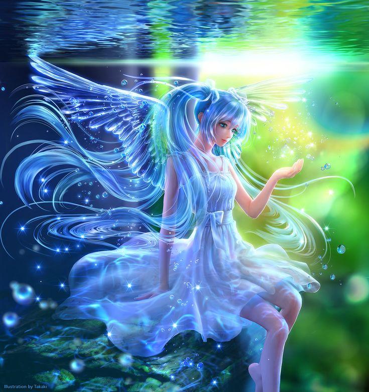 http://www.tranquilwaters.uk.com/fantasyart  Fantasy art - Page 24 - Angels - Galleries