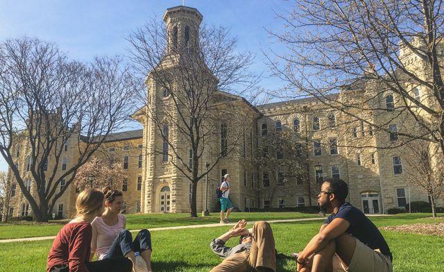 Wheaton, Illinois = Wheaton College