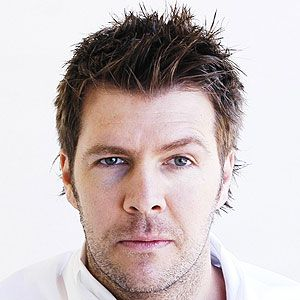 Rhod Gilbert...Welsh comedian.How sexy is he and bloody funny too