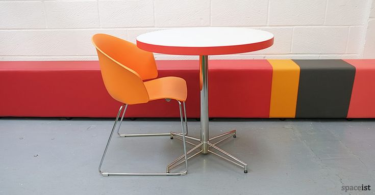 12 best images about colourful school canteen chairs on