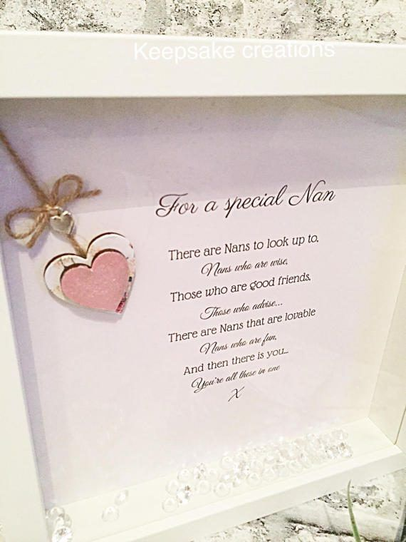 a8c5aca0280 Special nan personalised frame