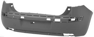 Paragolpes Trasero Citroen C4 5 Puertas 2004 >  Compatible con Citroen C4 2008 >