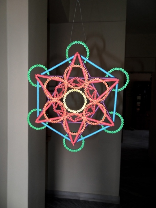 Entry by Shashank Nimkar(6) #Diwali #Rangoli