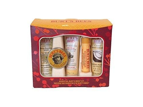 Burt's Bees Essential Burt's Bees Holiday Kit (1 Boxed Gift Set)