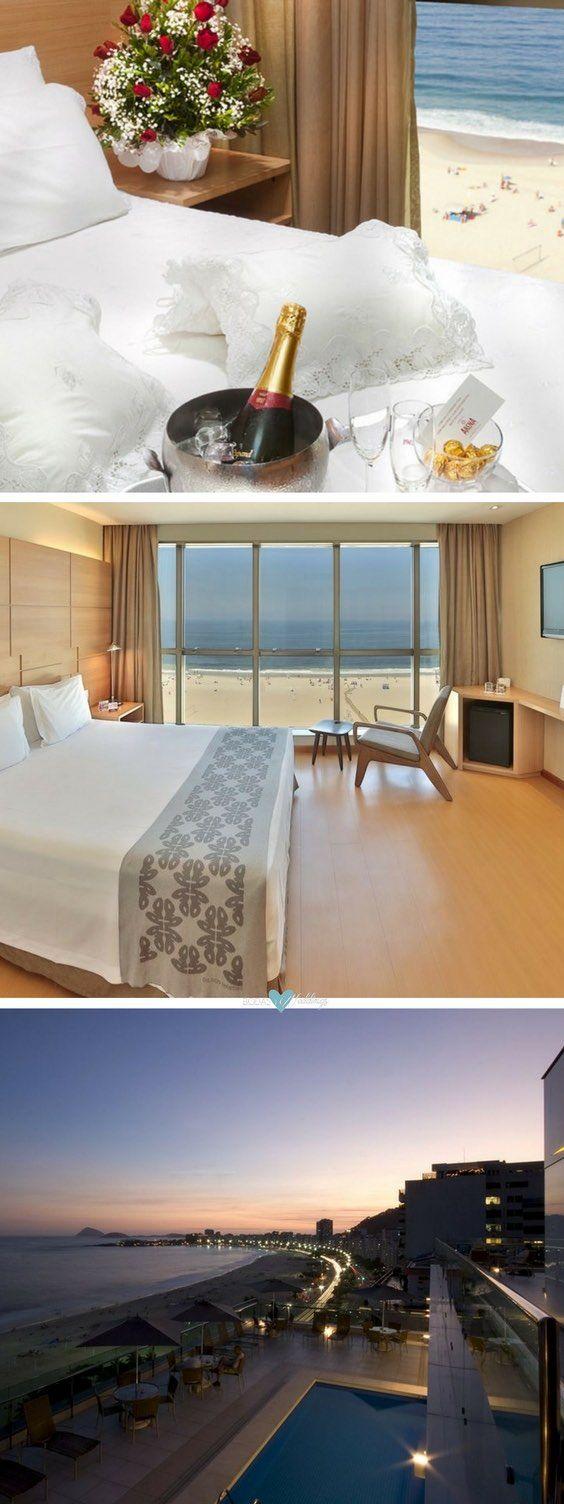 Arena Copacabana Hotel. Ubicación y atención excelente, y la vista de Copacabana...inigualable. La vista desde la terraza es realmente impresionante.