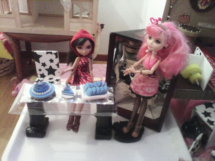..and some sweets from the cupids  shop