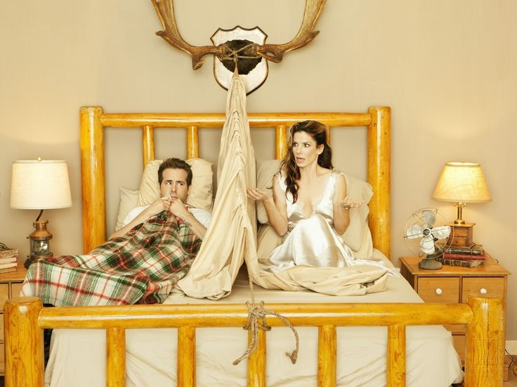 Photo of Sandra Bullock&Ryan Reynolds The Proposal' Photoshoot