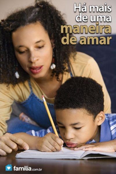 Somos humanos o suficiente? Aceitando diferentes estilos como pais e mães.