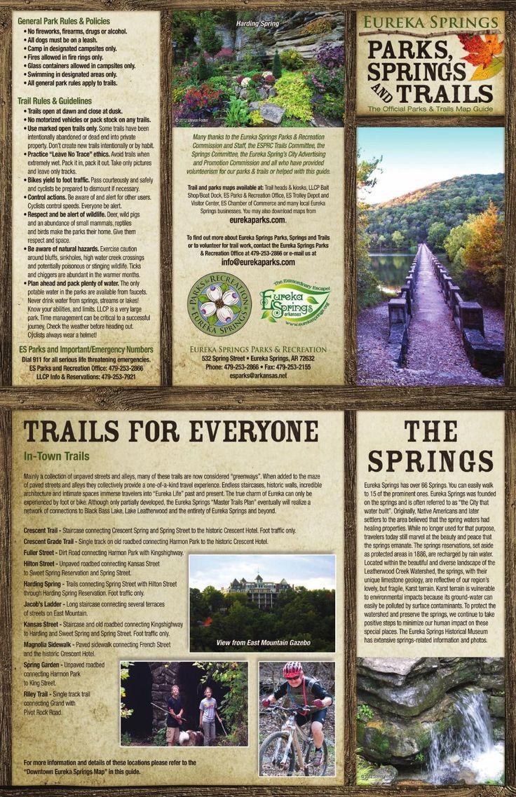 Eureka Springs Arkansas Parks Springs u0026