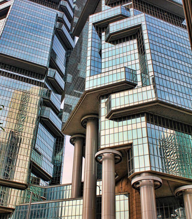 Lippo Building, Hong Kong #architecture ☮k☮