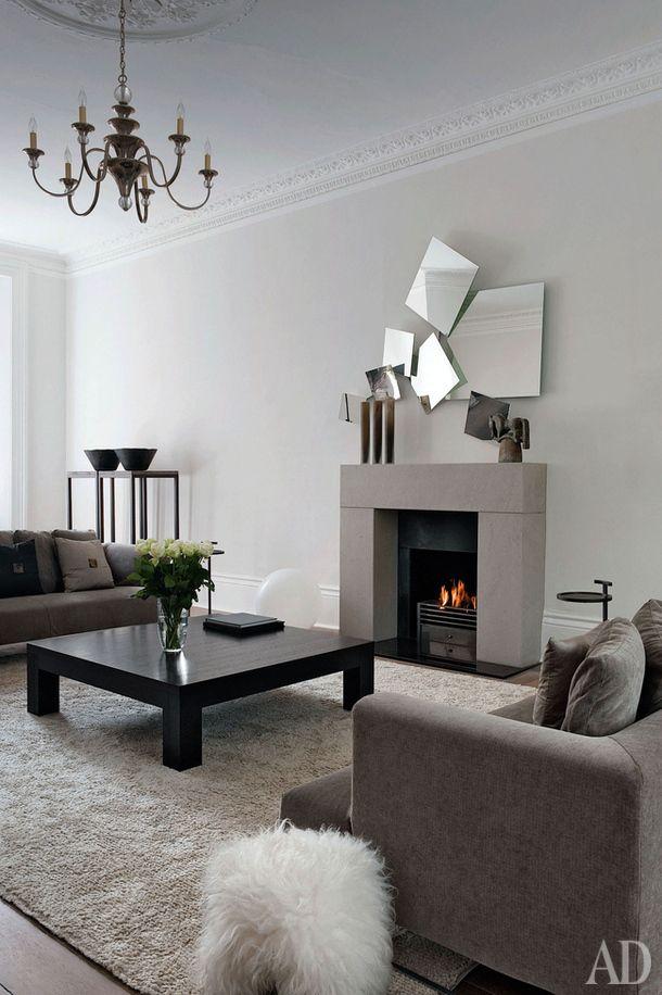 Дом в Лондоне, дизайнер Доу Атерли