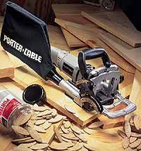 When to Use a Biscuit Joiner. Rockler.com Woodworking Tools